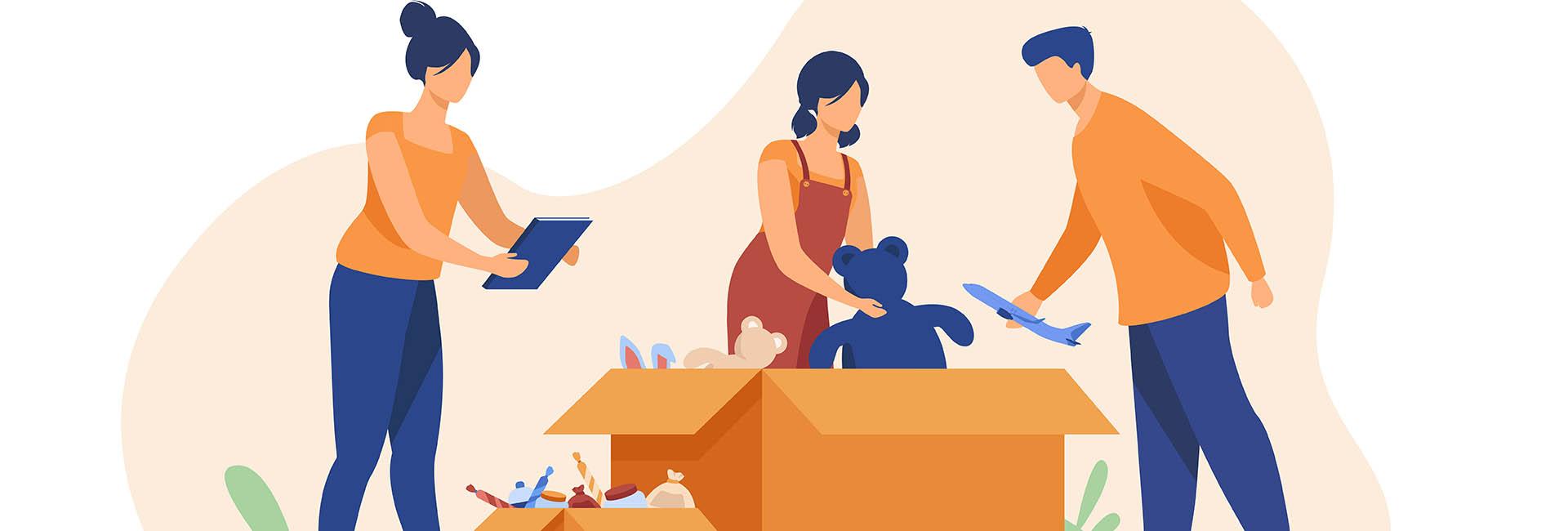 Children organizations